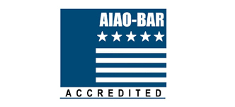 AIAO BAR ISO 9001:2015 Certified